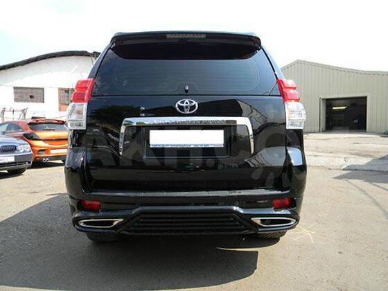Toyota Land Cruiser Prado обвес