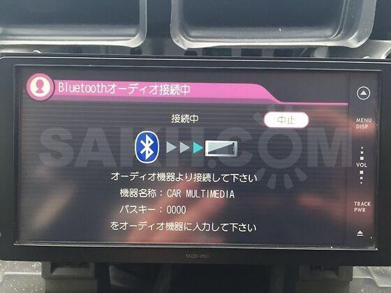 Японская магнитола Toyota NSDD-W61