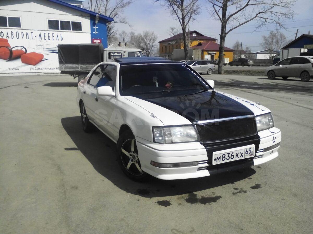 Продажа Toyota Crown 1998 ... - neryungri.drom.ru