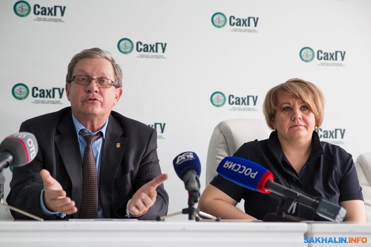 Борис Мисиков иСветлана Барышникова