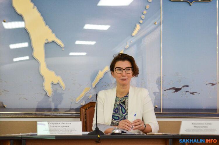 Наталья Старцева