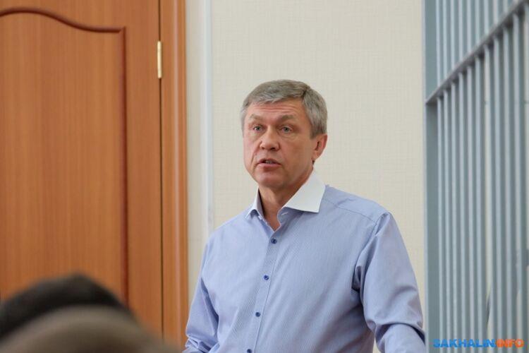 Олег Зубахин