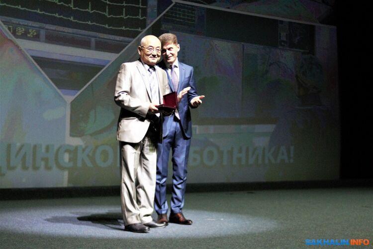 Олег Кожемяко иВладимир Дон
