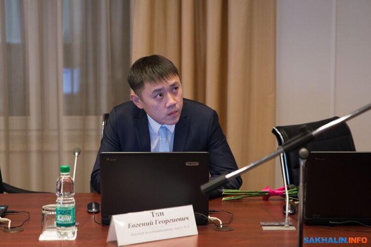 Евгений Тян