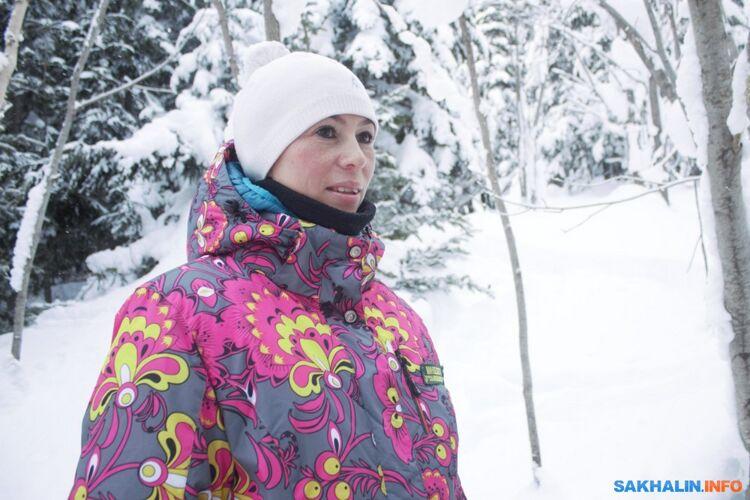 Анастасия Халиулова