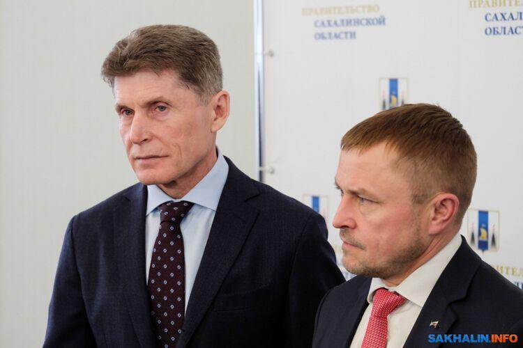 Олег Кожемяко, Александр Калинин
