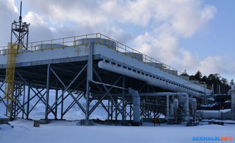 """Так выглядит геотермальная станция """"Менделеевская"""" после реконструкции, всеагрегаты готовы кпусконалодочным работам"""