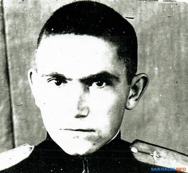 Евгений Тюльнев. Архивная фотография