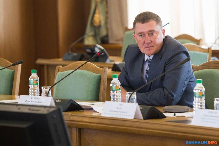 Игорь Кушнир