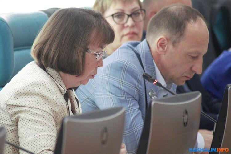 Наталья Розанова, Игорь Осипенко
