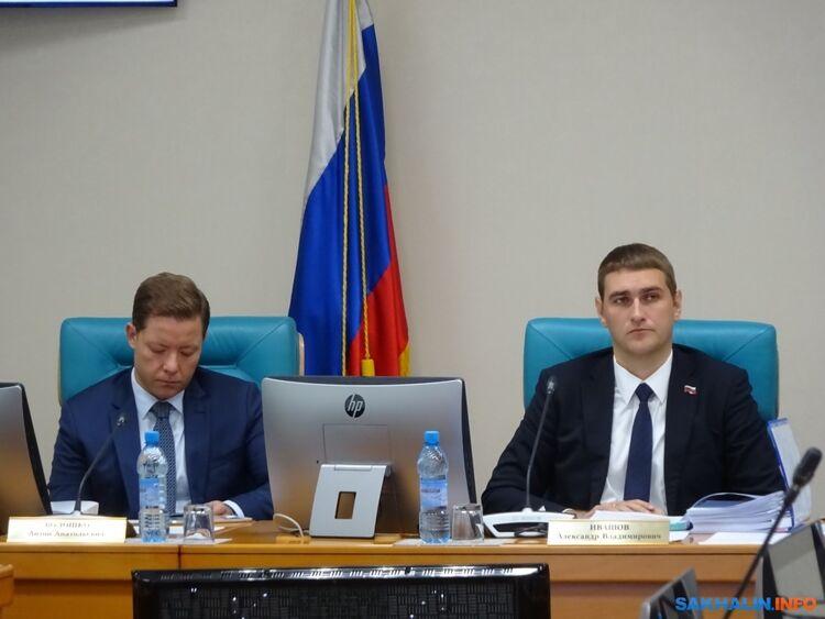 Антон Волошко иАлександр Ивашов