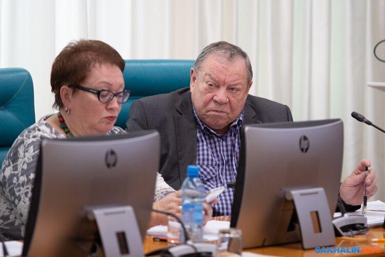 Наталья Захарчук иВиталий Гомилевский