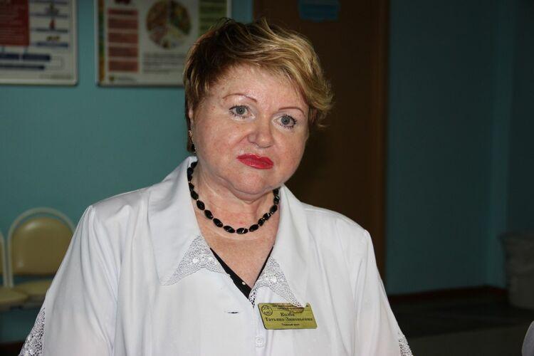 Татьяна Колба