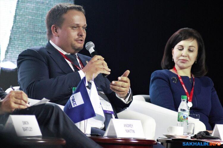 Андрей Никитин иВера Щербина