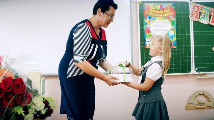 Анастасия Филипьева иподарок дляучителя