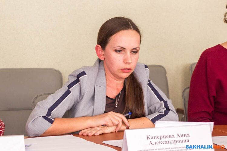 Анна Каперцева