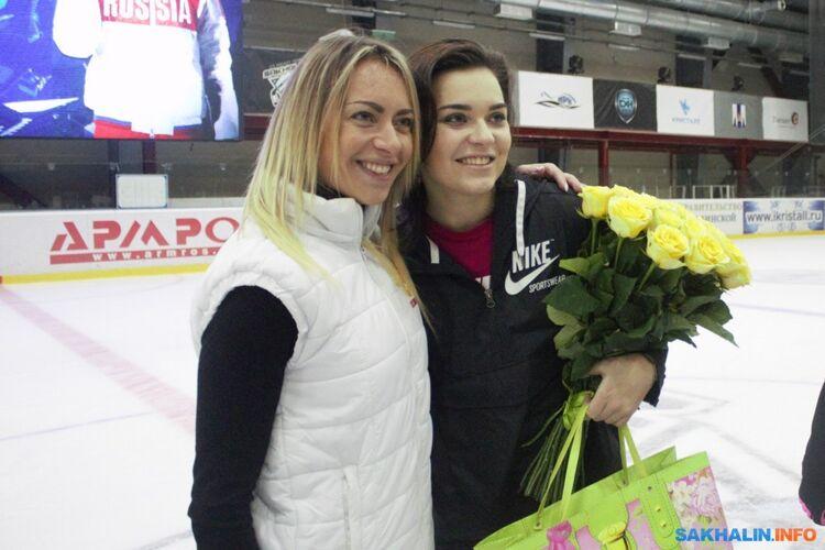 Анна Горошко иАделина Сотникова