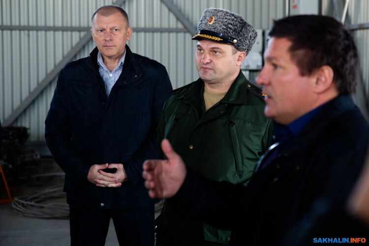 Сергей Будкин, Дмитрий Глушенков иДмитрий Третьяков