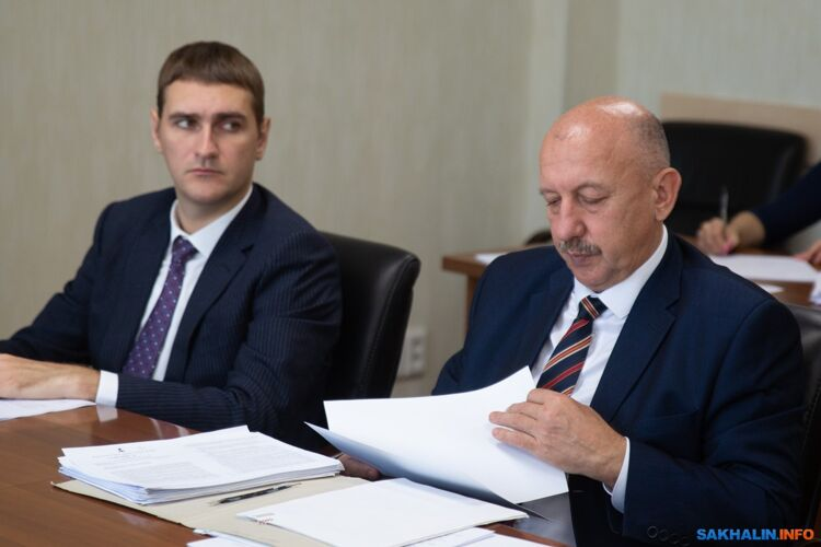 Александр Ивашов иАлександр Болотников