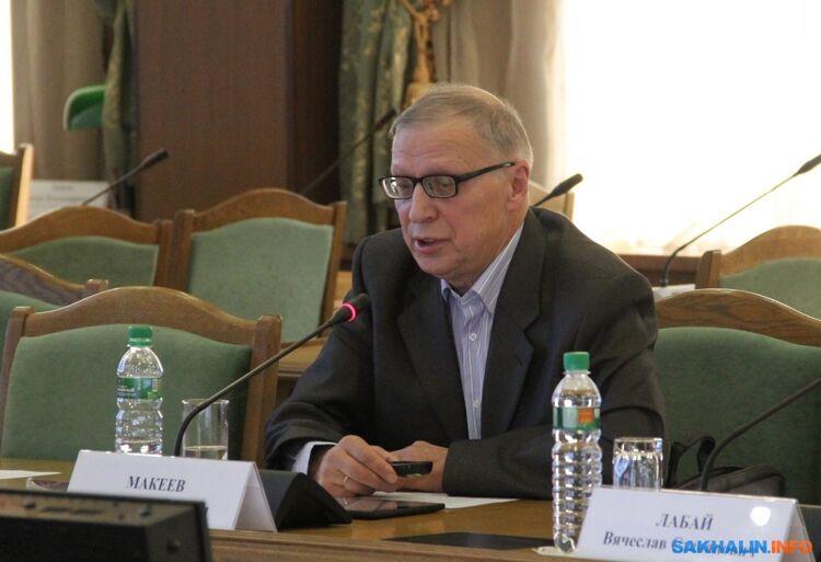 Сергей Макеев