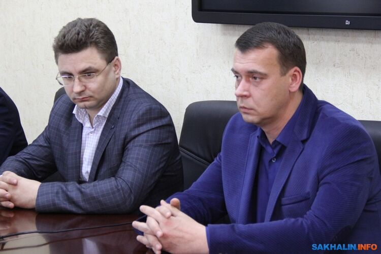 Алексей Цмоканич иМаксим Перепеляк