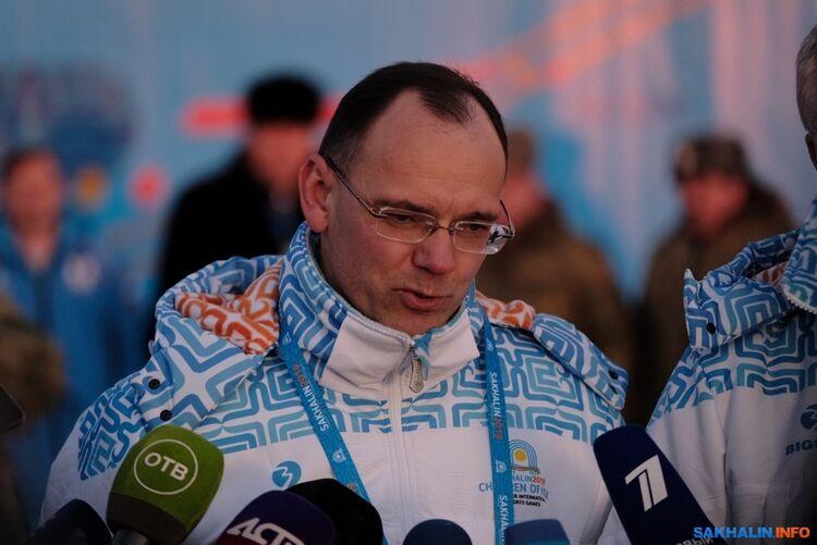 Дмитрий Глушко. Фото Кирилла Ясько
