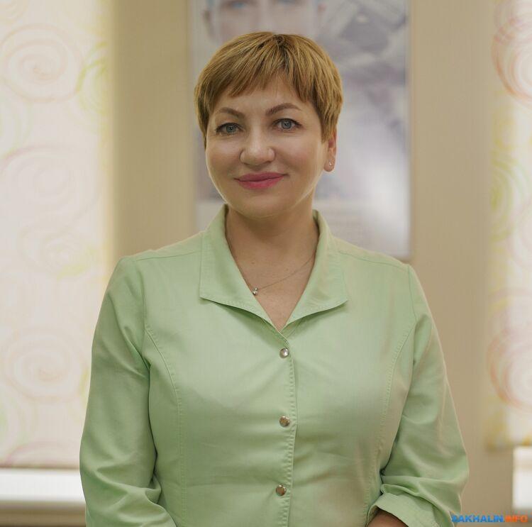 Лидия Гоманова