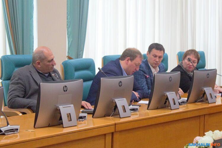 Саркис Акопян, Артем Круглик, Олег Саитов, Наталья Захарчук
