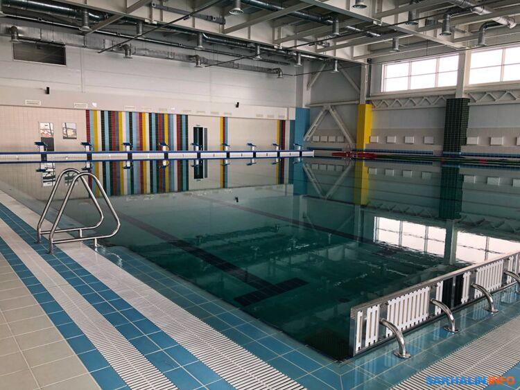 Первый бассейн