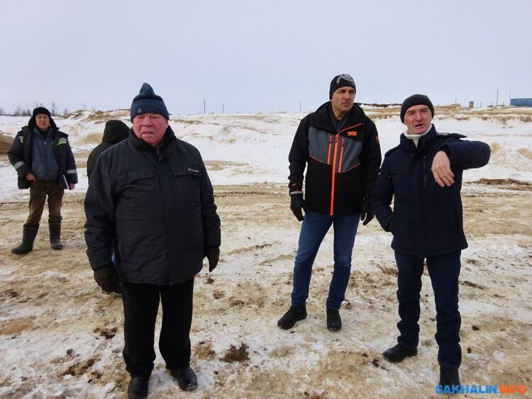 Виталий Гомилевский, Андрей Хапочкин, Андрей Куций