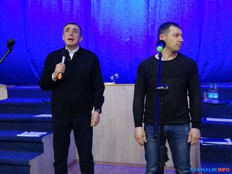 Валерий Лимаренко, Егор Белобаба