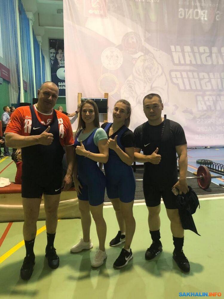 Владимир Стремужевский, Кристина Скомская, Алина Сотникова, Виталий Ким