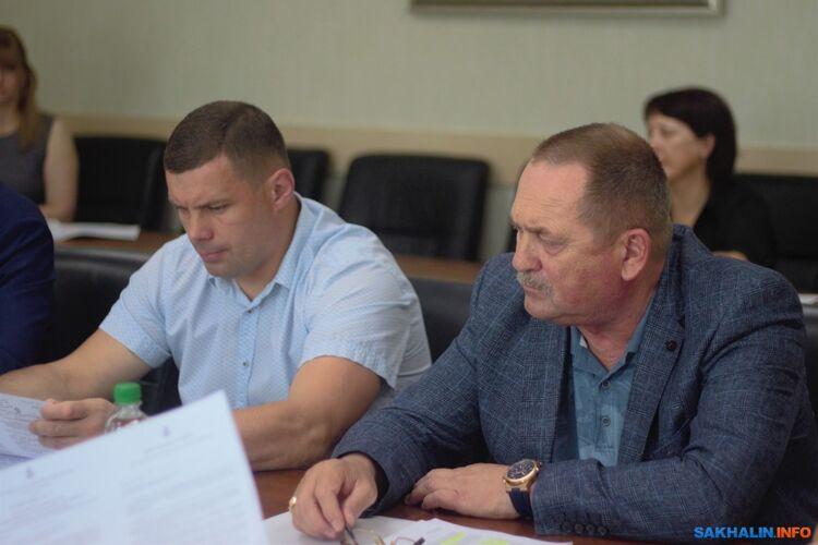 Евгений Лотин, Сергей Бондарев