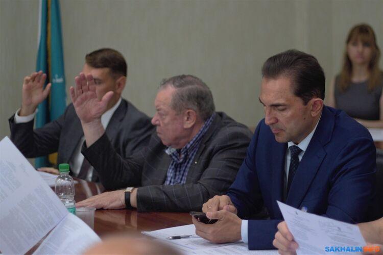 Александр Ивашов, Виталий Гомилевский, Андрей Хапочкин