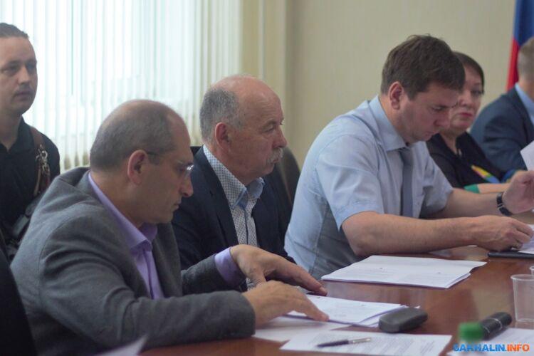 На Сахалине отменят досрочные выборы