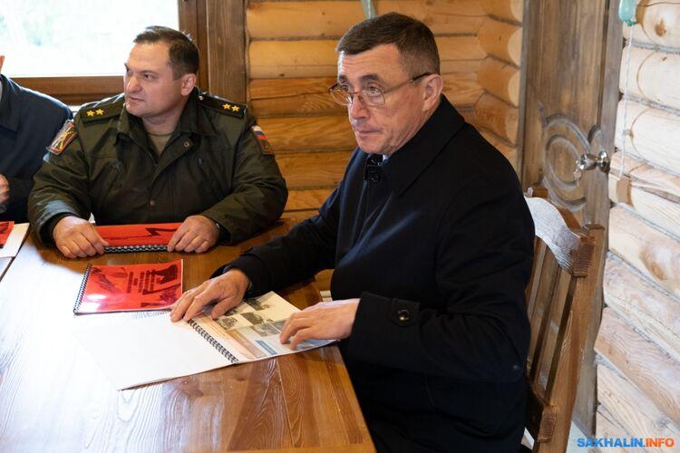 Дмитрий Глушенков иВалерий Лимаренко