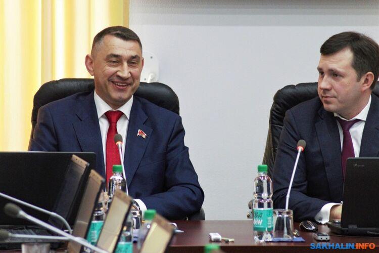 Евгений Плотников иОлег Логачев