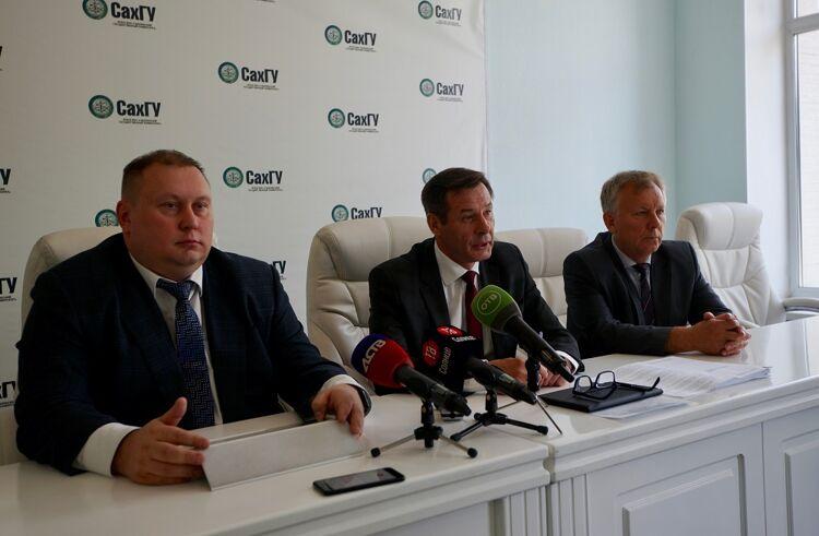 Вячеслав Аленьков, Николай Бармин, Олег Фёдоров