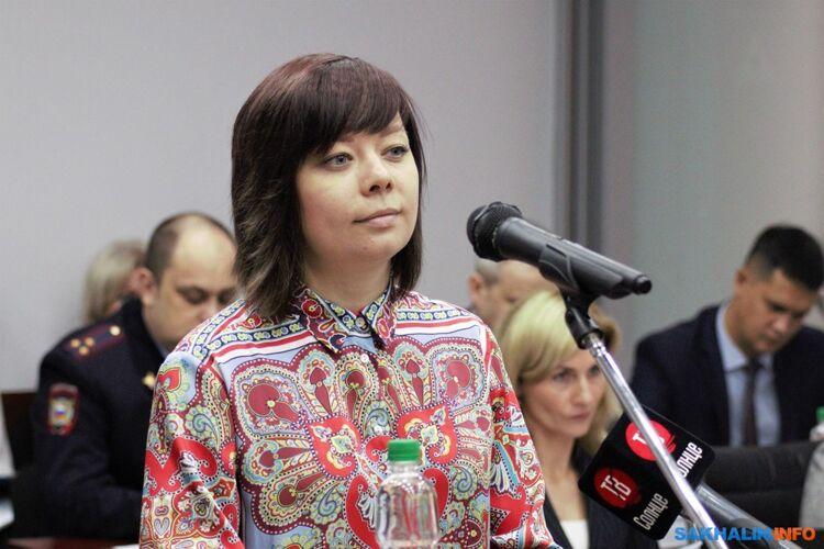 Татьяна Тусубекова