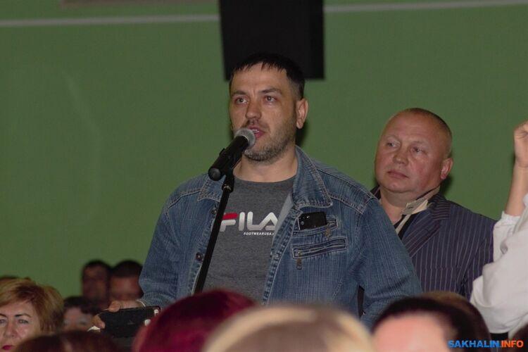 Житель Ноглик обвинил Сахалинского врио губернатора в подкупе избирателей