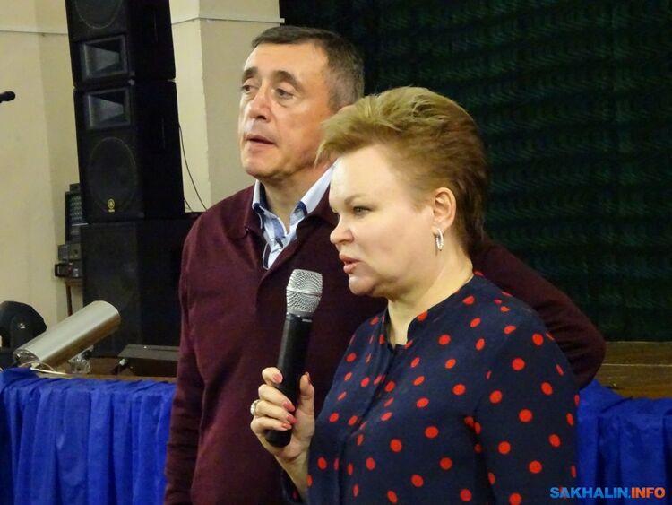 Валерий Лимаренко иЕлена Касьянова