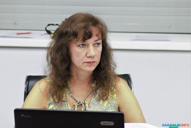 Елена Славкина