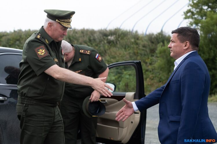 Андрей Картаполов иДмитрий Третьяков
