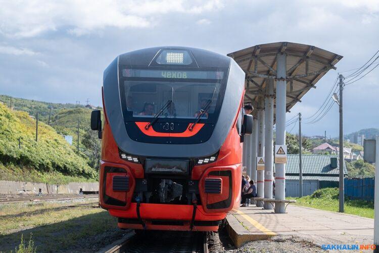 На станции вХолмске