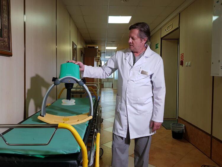 Сахалинские врачи спасли пациента, у которого на 25 минут остановилось сердце