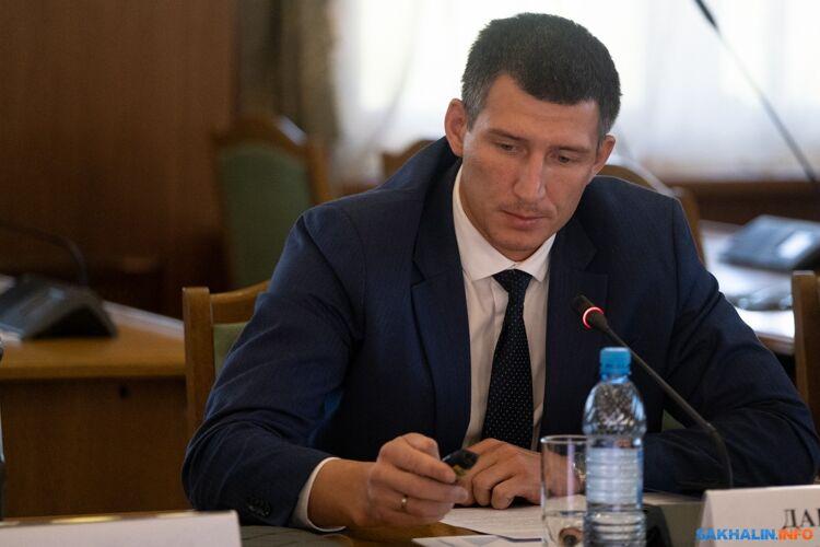 И.о. министра транспорта Николай Давыдов