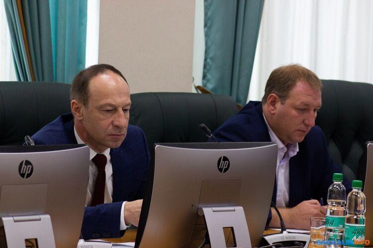 Игорь Осипенко иАртем Круглик