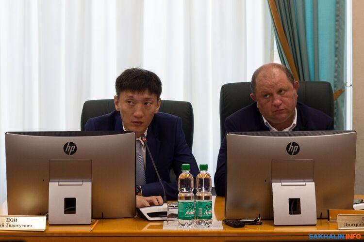 Юрий Цойи Дмитрий Пашов
