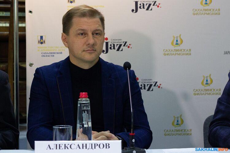 Илья Александров