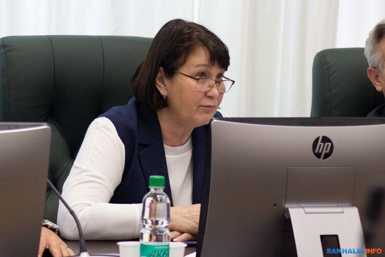 Тамара Муленкова